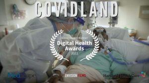 COVIDLAND wins a digital health award