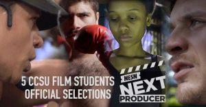 NESN'S NEXT PRODUCER - 5 STUDENTS WIN