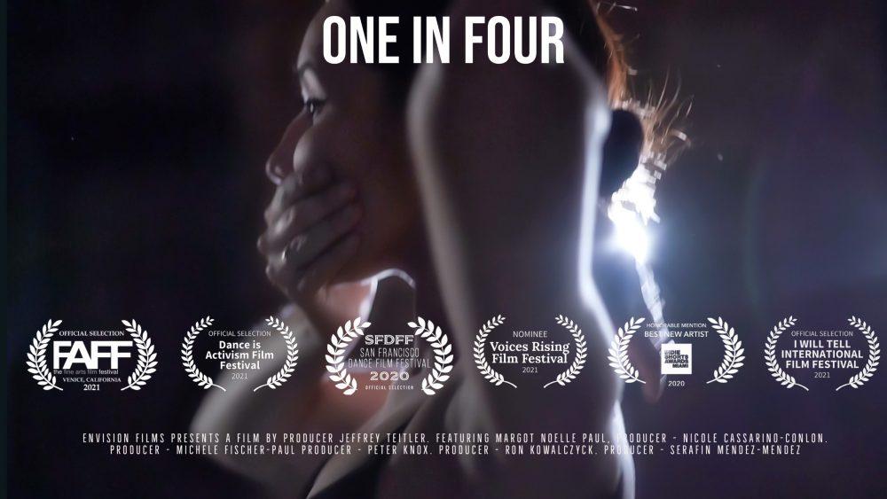 Margot Noelle, One In Four - a Documentary by Jeffrey Teitler